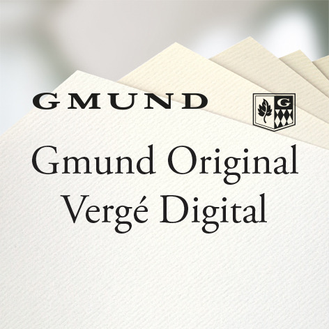 Gmund Original Vergé Digital
