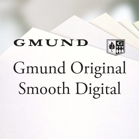 Gmund Original Smooth Digital