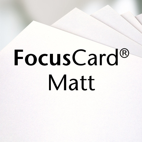 FocusCard® Matt