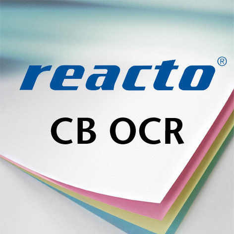 Reacto® CB OCR