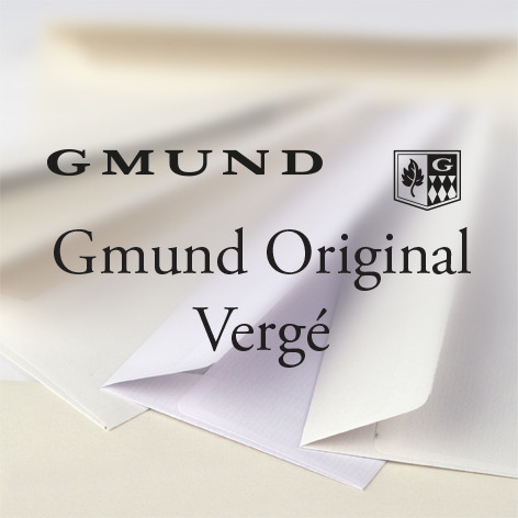 Gmund Original Vergé