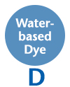 Waterbased Dye